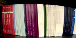 Reisized Books on Shelf