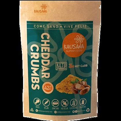 Cheddar Crumbs 3.6g Net Carbs