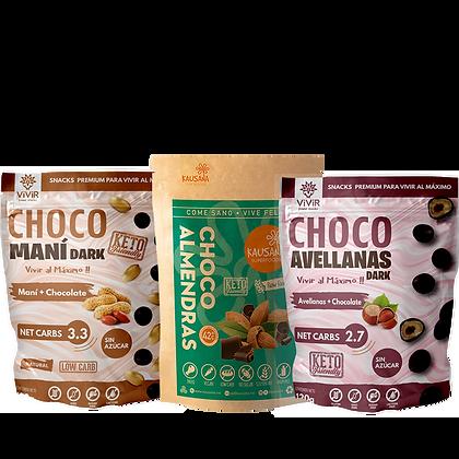 Choco Nuts Pack (Sugar Free)