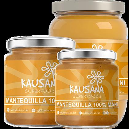 Mantequilla Maní 100% sin sal