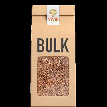 Semillas Linaza (flax) Bulk