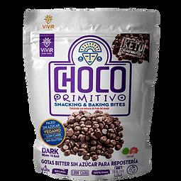 Gotas de Chocolate sin azúcar