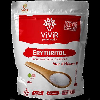 Erythritol 500g  Vivir Power Snacks
