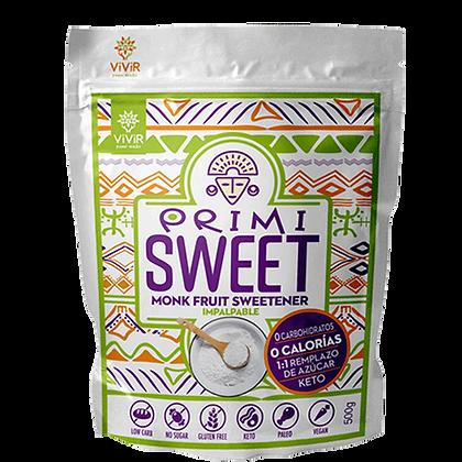 Primi Sweet Monk Fruit Sweetener (0 Net Carbs) IMPALPABLE