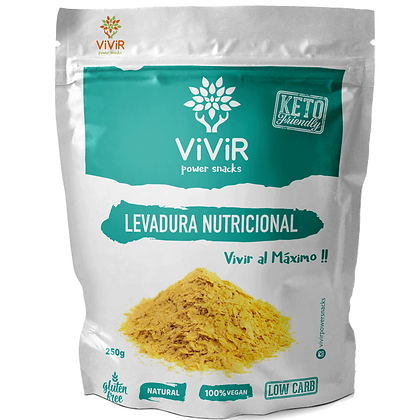 Levadura Nutricional 250g