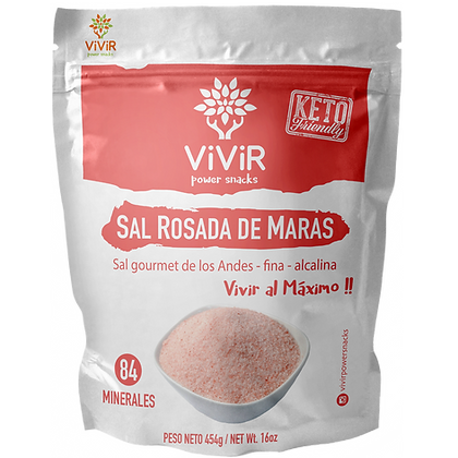 Sal Rosada de Maras