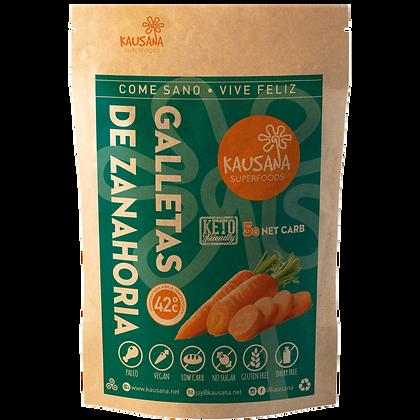Galletas de Zanahoria 5g Net Carbs