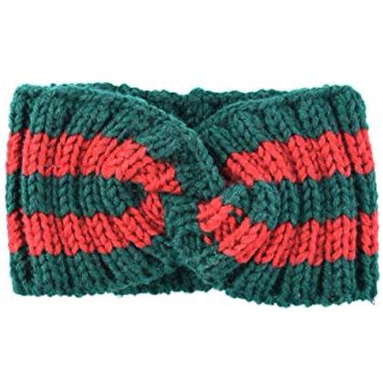 Stripe Knit Headband