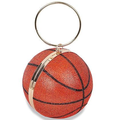 BASKETBALL BAG ORANGE