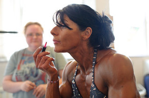 Bodybuilding as Performance Art Practise