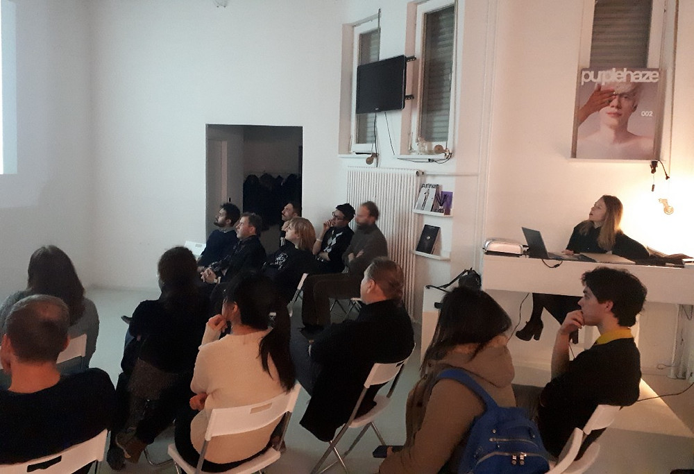 Meetup Group, Haze Gallery Berlin, Claudia Vitari