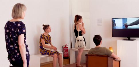 Visit of Somos Art House in Berlin