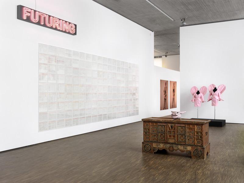 EVA ADELE L AMOUR DU RISQUE, 2018, me Collectors Room Berlin, Photo: Bernd Borchardt