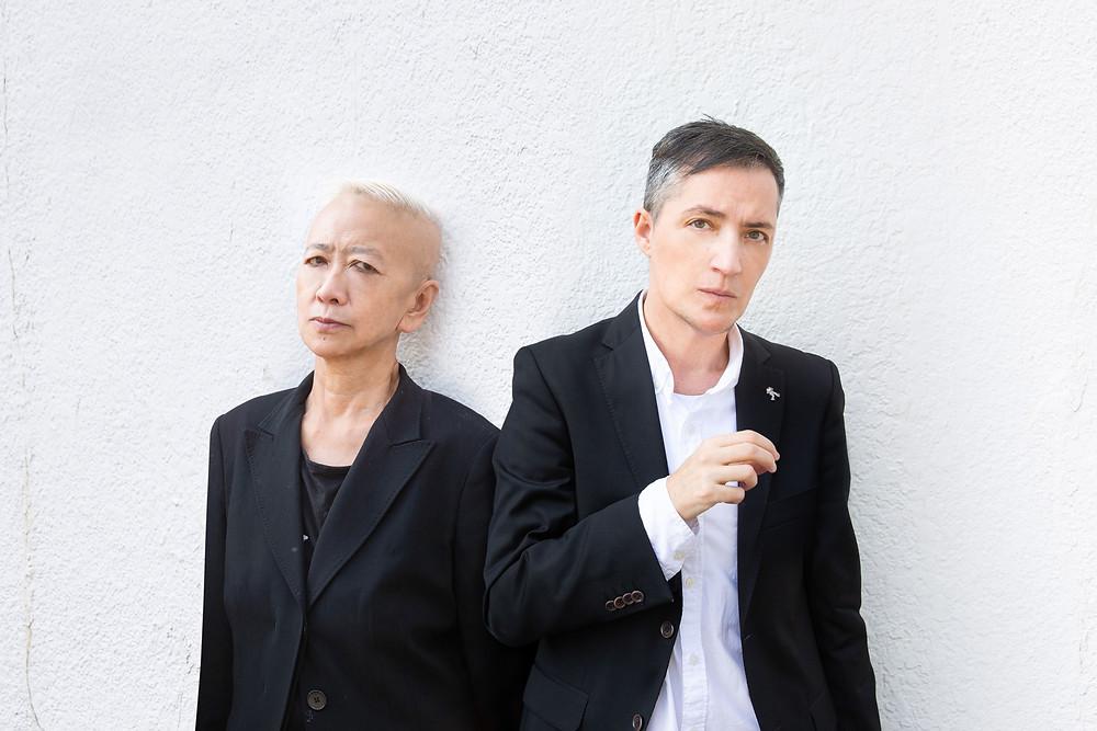 Portrait of Shu Lea Cheang & Paul B. Preciado ©TFAM