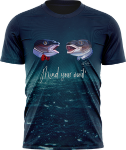 Mind your mout'