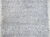 "metadata oil/ink on paper 38x50"" 2019"