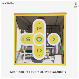 What is an ISO.POD?