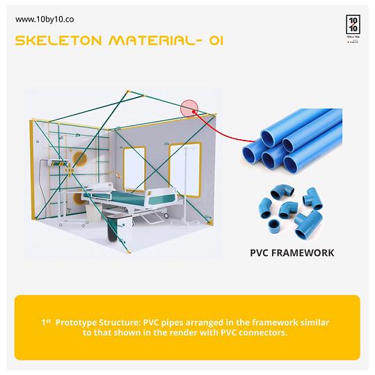 Skeleton Material-01