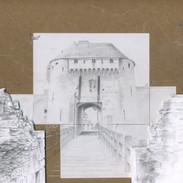La porte des champs du château