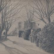 Les remparts du Mont Saint-Michel