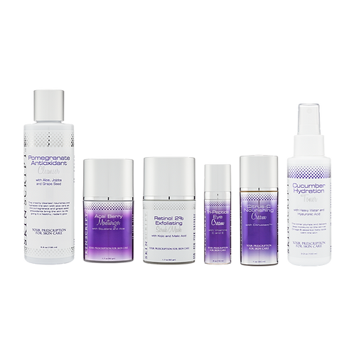 Rosacea/ Sensitive Skin Kit by Skin Script