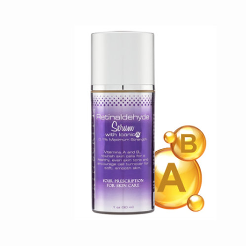 Retinaldehyde Serum with IconicA by Skin Script
