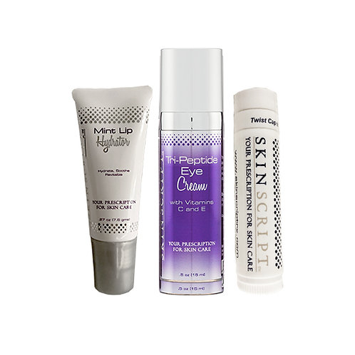Plump & Protect Creamy Kit by Skin Script