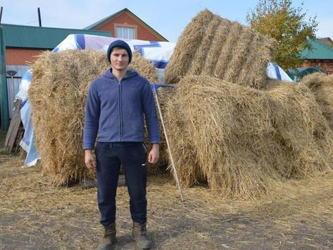 Молодой фермер из Мордовии получил грант по программе «Агростартап»