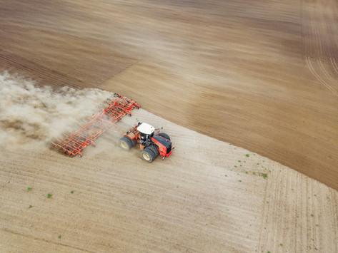 Кредитование сезонных полевых работ увеличилось на 24%