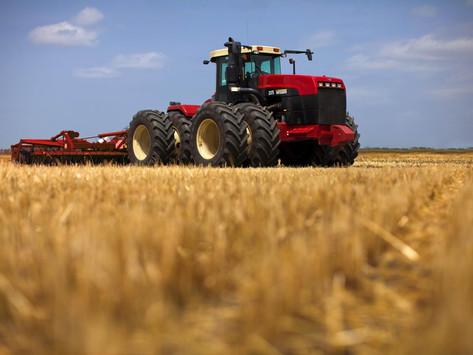 С начала года темпы обновления парка сельскохозяйственной техники увеличились на 18,2%.