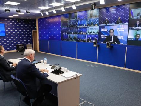 Дмитрий Медведев предложил ввести мораторий на новые административные барьеры для фермеров