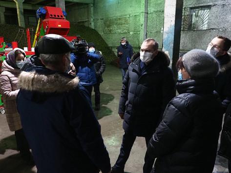Артём Здунов: «Будем поддерживать крестьянско-фермерские хозяйства!»