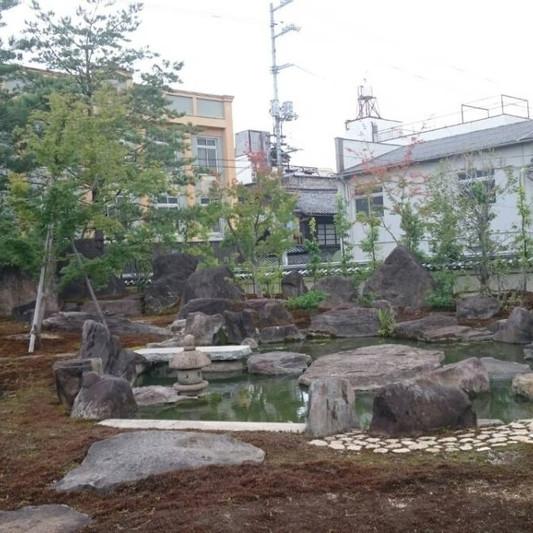 持宝院 庭園