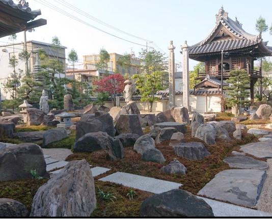 持宝院 庭園2