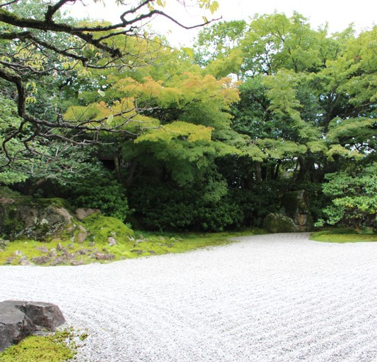 高台寺 圓徳院 南庭