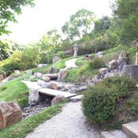 フィレンツェ 日本庭園