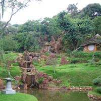 南アフリカ日本庭園(私邸)