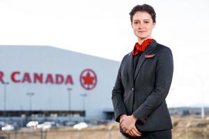Stéphanie Bourgetel - Flight Attendant
