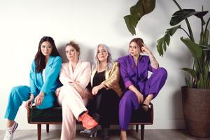 Core Team - Kelsey, Eva, Roxanne & Hilary