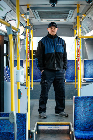 Bryan Stebbings - Bus Operator