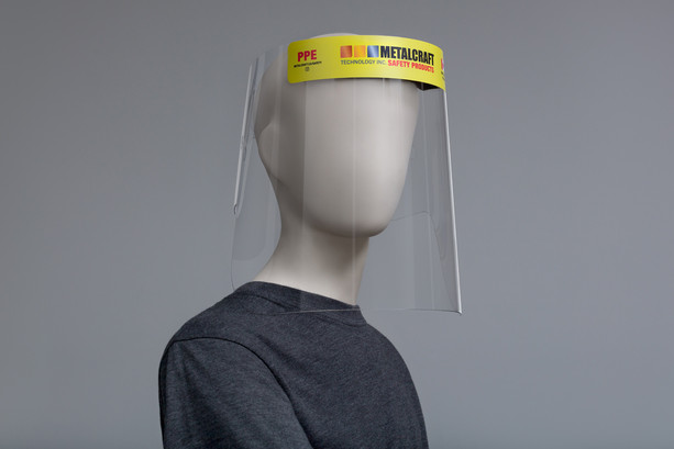 Metalcraft Technology - Face Shield