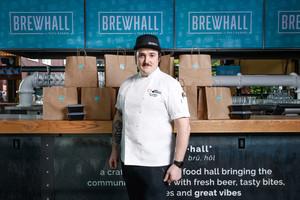 Joe Rossall - Head Chef
