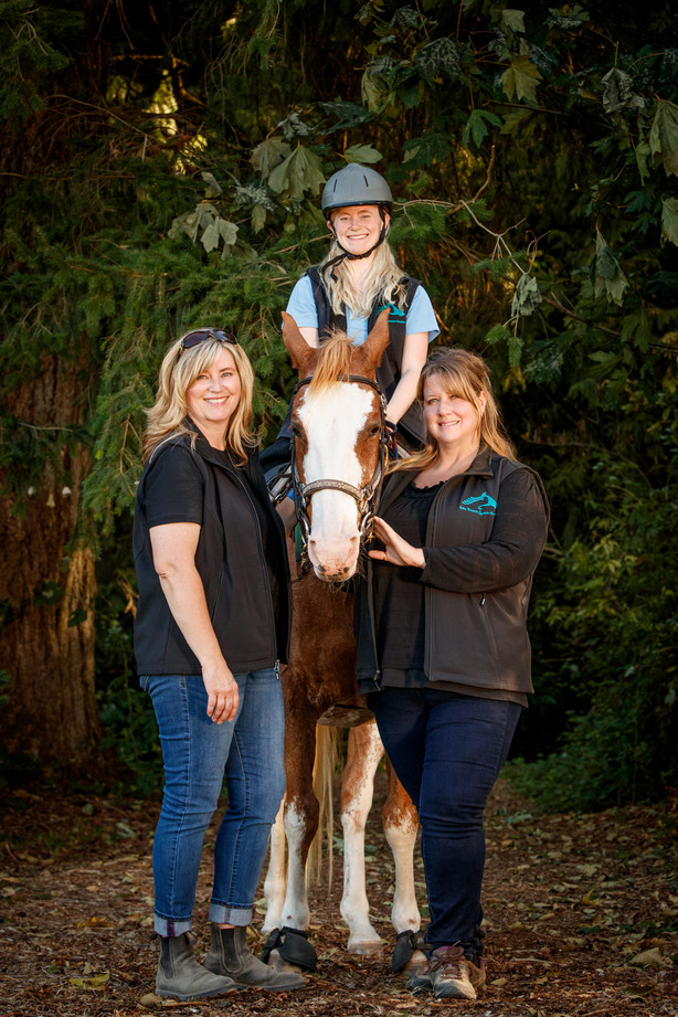 Valley Therapeutic Equestrian Association Team