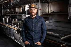 Nico Schuermans - Co-Owner of Chambar & Head Chef