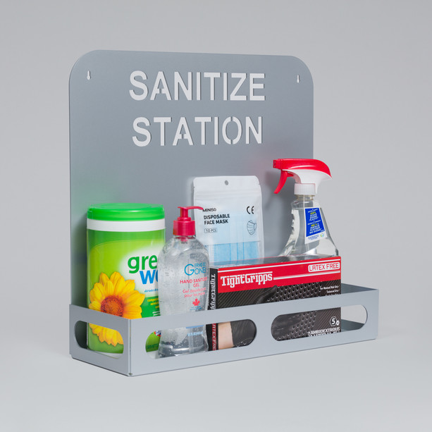 Metalcraft Technology - Sanitization Station