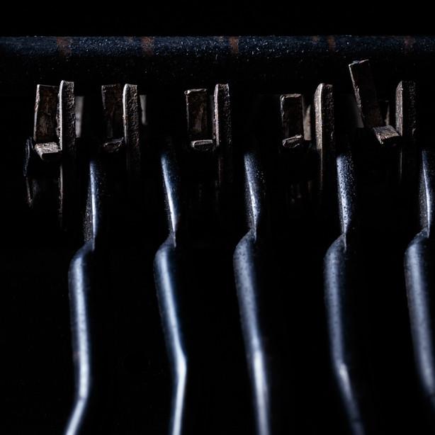 #SundayPortraitSessions - Typewriter