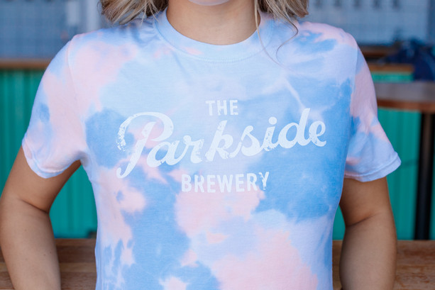 The Parkside Brewery - Tie Dye Tee