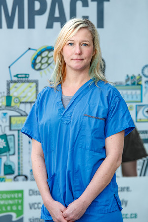 Ingrid Hakanson - Staff Educator of the Respiratory Therapy Department at Vancouver General Hospital