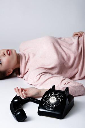 #SundayPortraitSessions - Rotary Phone