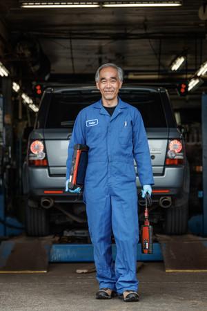 Carlos Aguasin - Automotive Mechanic